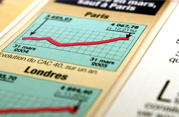 Greek Stock Market Up By 35 Pct Over Week Amid Hope Of Bailout Deal
